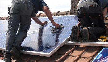 Is hagelschade op zonnepanelen mogelijk?