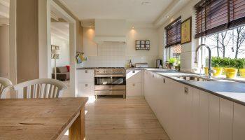 Verwarming in de keuken: welke mogelijkheden zijn er?